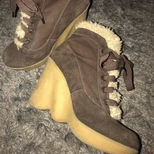Betseyville by Betsy Johnson boots
